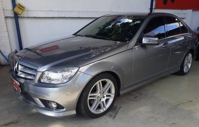 Mercedes-benz C 200 1.8 Cgi Sport 16v Gasolina 4p