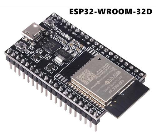 Imagem 1 de 7 de Esp32 Wroom 32d Devkit V4 Espressif Original
