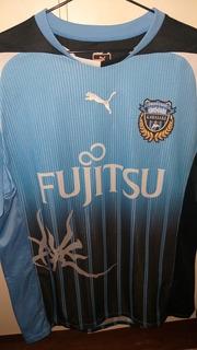 Camisa Do Kawasaki Frontale 2011