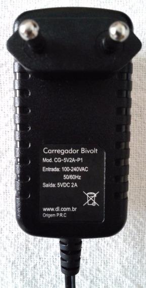 Carregador Para Tablet Dl 3g Mobile Plus Tg M73 O Original!