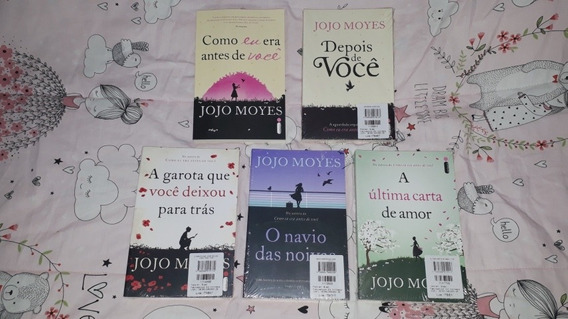 Kit Jojo Moyes 5 Livros
