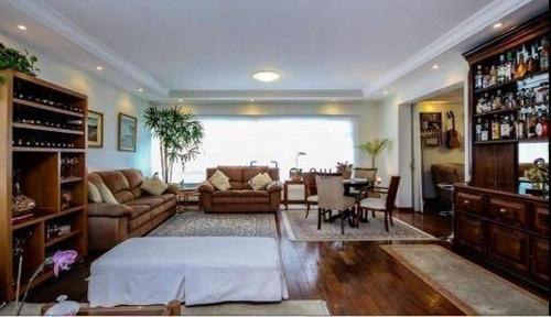 Apartamento 300m², 4 Dormitorios, 1 Suíte, 2 Vagas - Bela Vista - Ap10198
