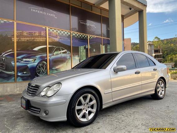 Mercedes Benz Clase C C-200k Kompressor