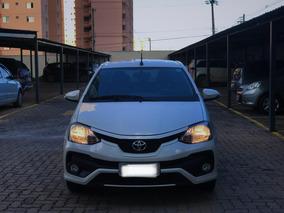 Toyota Etios Sedan, Xls Aut, 2018 Único Dono, 21000km Doc Ok