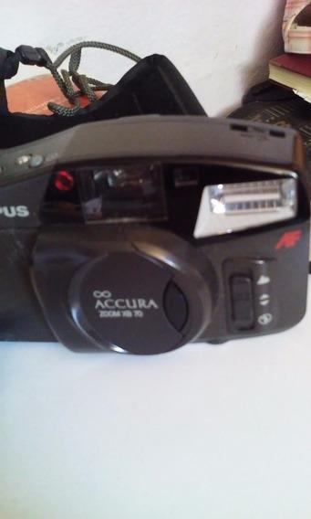 Camara Olimpus Accura Zoom Xb70
