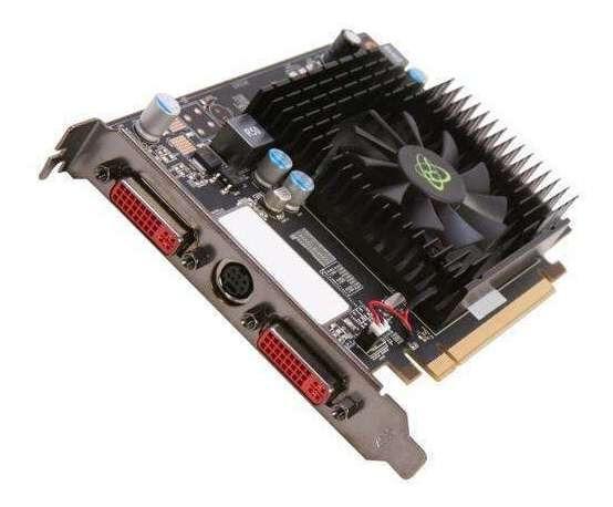Tarjeta De Video Xfx Radeon Hd 4670 1gb Ddr2 Dual Dvi 750mhz