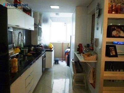 Apartamento 110 M² Casa Verde - Ap3459