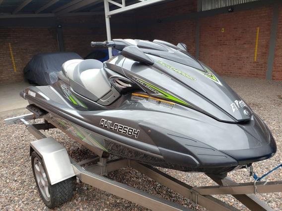 Moto De Agua Yamaha Fzr Sho Supercharger 1800 Turbo 260hp