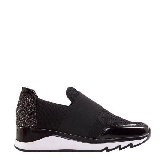Calzado Mujer Marca Shosh Mod 1f 455 Negro