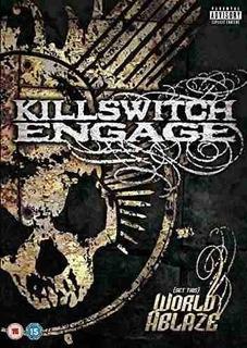 Dvd : Killswitch Engage - Set This World Ablaze [explicit...