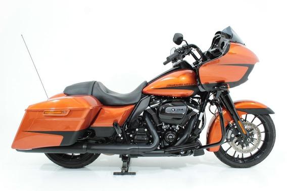 Harley Davidson Road Glide Special 2019 Laranja - Motor 114