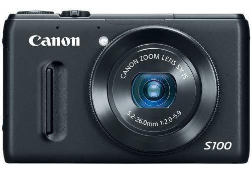 Câmera Digital Canon S100
