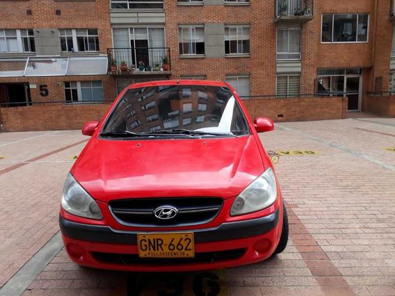 Hyundai Getz Mecánica