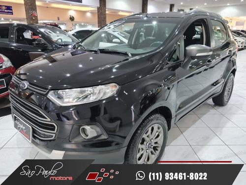 Ford Ecosport S 1.6 16v Flex 5p Flex 2015