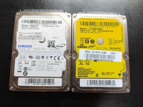 Hd 2,5 Samsung 320gb
