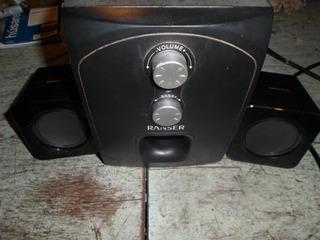 Sistema De Sonido Home Teater 5.1 Ranser
