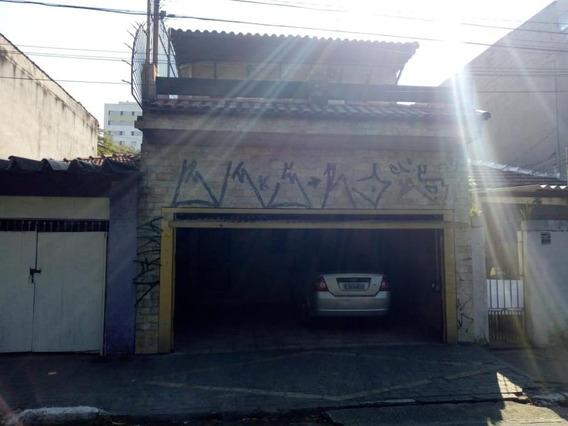 Sobrado Com 3 Dormitórios À Venda Por R$ 550.000 - Vila Carlos De Campos - São Paulo/sp - So0721