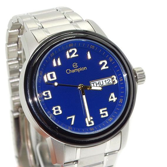 Relógio Masculino Champion Ca30927f Original