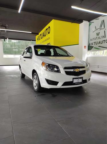 Imagen 1 de 11 de Chevrolet Aveo 2018 1.6 Ls Mt