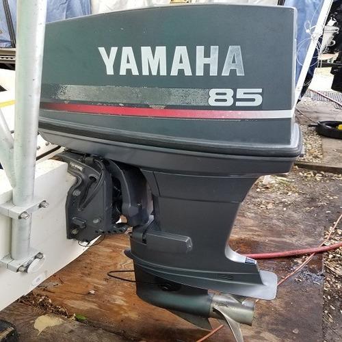 Imagen 1 de 1 de  Yamahas 85hp 2 Stroke Outboard Motor Outboard Engine