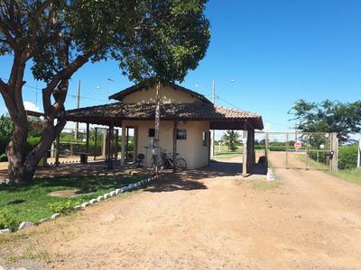 Terreno Em Condomínio Fechado - Recanto Piraretã