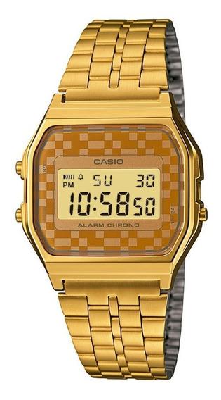 Relógio Casio Vintage Unissex Digital A159wgea-9adf