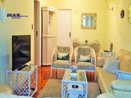Imagem 1 de 11 de Apartamento Residencial Para Venda E Locação, Barra Funda, Guarujá - . - Ap8327