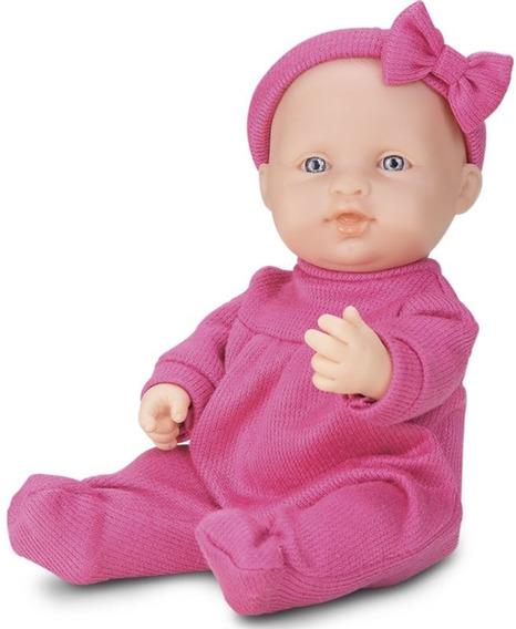 Muñeca New Micro Bebe Mania Roma Brinquedos