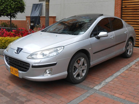 Peugeot 407 St Sport