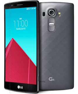 Lg G4 H815 - 16mp, 4g, Android, 32 Gb, 3 Gb Ram - De Vitrine