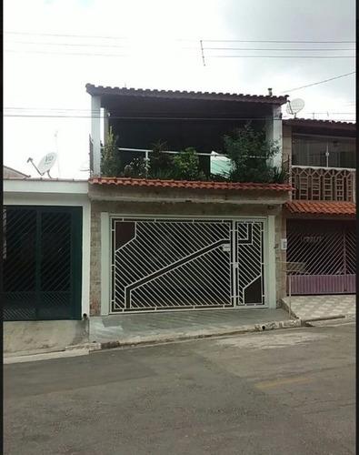 Sobrado Para Venda No Bairro Jardim Fortaleza Em Guarulhos - Cod: Ai22140 - Ai22140