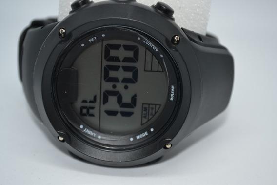 Relógio Grande 55mm Digital Resistente A Água Esportivo