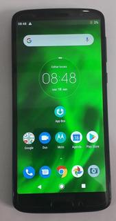 Celular Moto G6 32g Xt1925-3 Com Defeito (leia A Descrição )