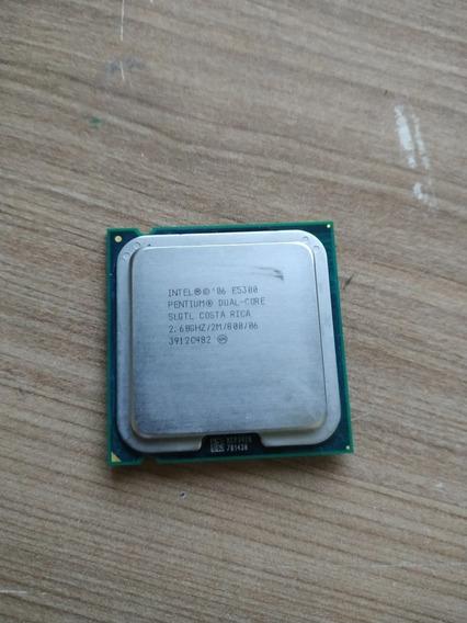 Pentium Dual Core E5300 2.60ghz