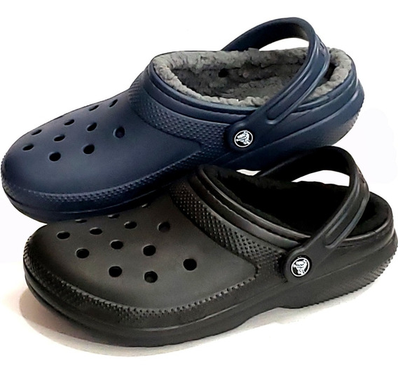Crocs Con Corderito Lined Clog Adulto Unisex Originales