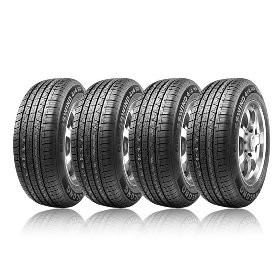 Pneu Aro 17 215/60r17 96h Linglong Crosswind 4x4 Hp Kit 4uni