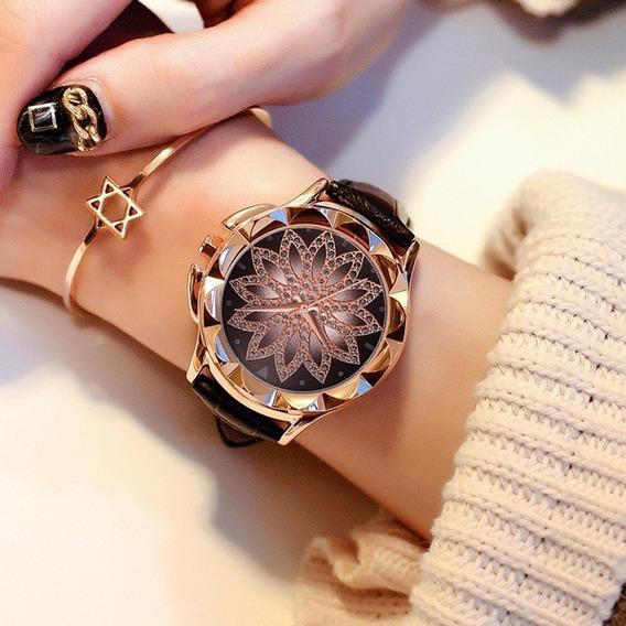 Relógio Feminino De Luxo Promoção Barato