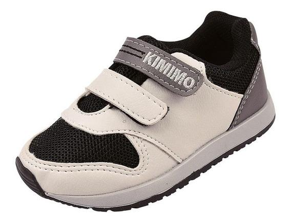 Tênis Jogging Duplo Velcro