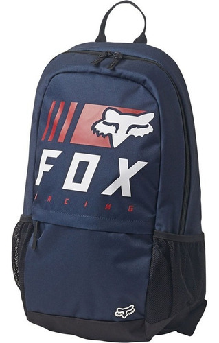 Mochila Fox 180 Overkill Azul/marino Casual