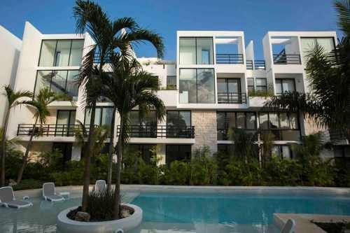 (crm-5832-44) Departamento Anah Bahia Principe Tulum Excelente Inversión