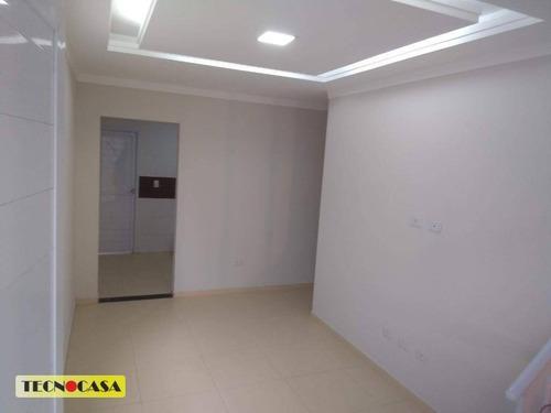 Imagem 1 de 28 de Sobrado Com 2 Dormitórios À Venda, 59 M² Por R$ 210.000 - Maracanã - Praia Grande/sp - So2261