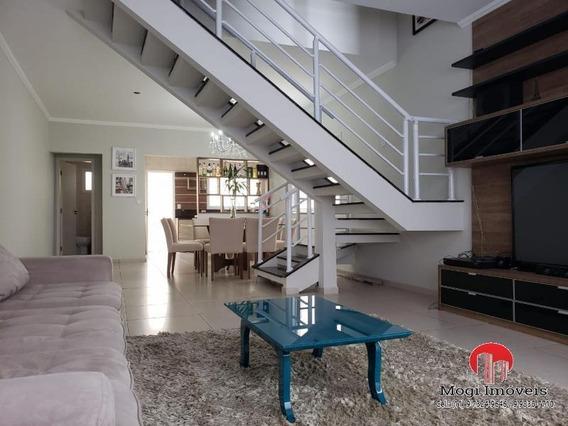 Casa Em Condomínio Para Venda Em Mogi Das Cruzes, Vila Moraes - So487_2-972180