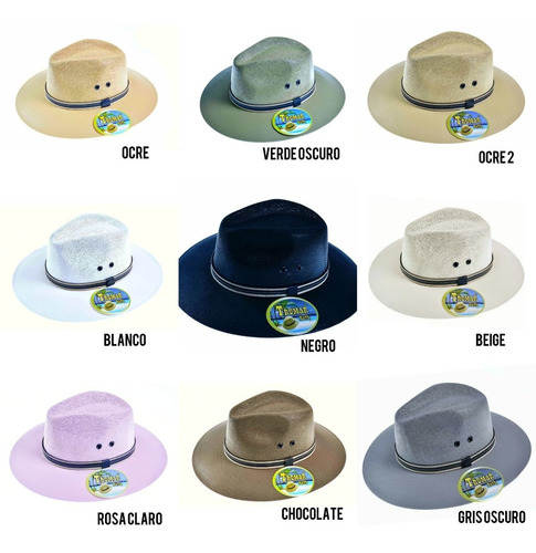 AMOYUN Sombrero/Cl/ásico/Fedora/Sombreros/de/Sombrerera/de/Jazz/para/Hombres/Mujer/Sombrero/de/Vaquero/Retro