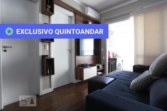 Apartamento No 21º Andar Mobiliado Com 1 Dormitório E 1 Garagem - Id: 892939776 - 239776