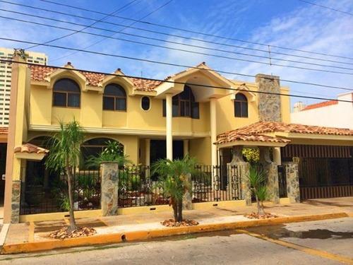 Casa Sola En Venta Sabalo Country Club