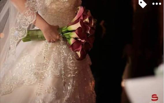Vestido De Noiva Cristais
