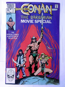 Hq Conan The Barbarian Movie Special 1 E 2 - John Buscema
