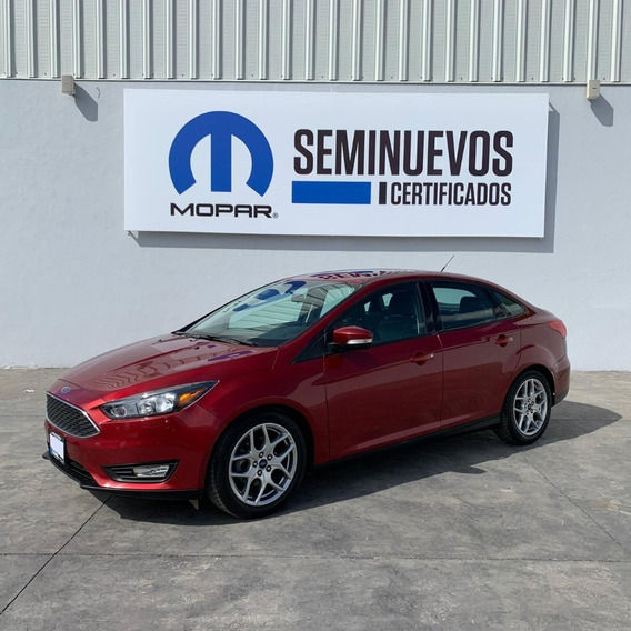 Ford Focus Luxury Se Tm