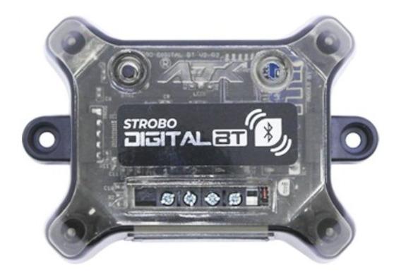 Central De Efeitos Avulsa Ajk Rgb - P/ Strobos Bluetooth