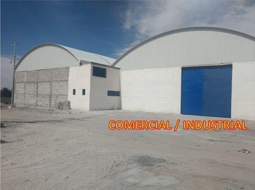 Mes/ Excelente Bodega Nueva En Zona Industrial